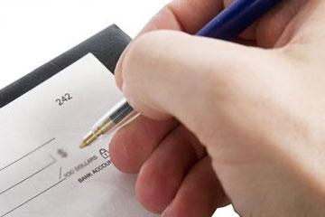 Antiriciclaggio: quanto costa l'assegno privo della clausola