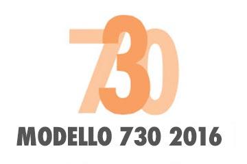 Richiesta dati per il modello 730 2016 (periodo d'imposta 2015)