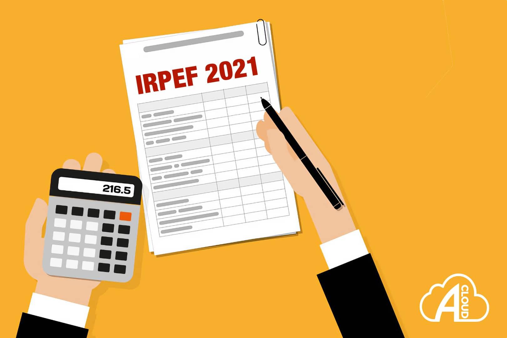 Calcolatore IRPEF 2021 - Applicazione gratuita