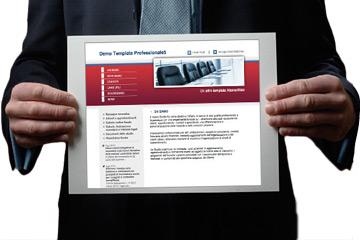 Crea il tuo sito web professionale!