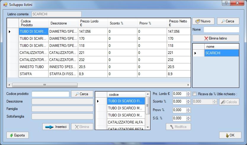 BUSSOLASTAR: il software di Controllo di Gestione e piccola Contabilità Industriale. Licenza singola - Immagine 2 / 4