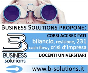 Business Solutions, società di consulenza, formazione, studi e ricerche. Click per maggiori informazioni.
