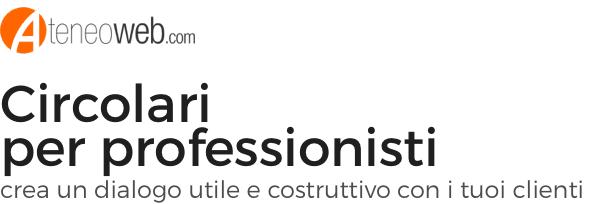 Circolari per Professionisti