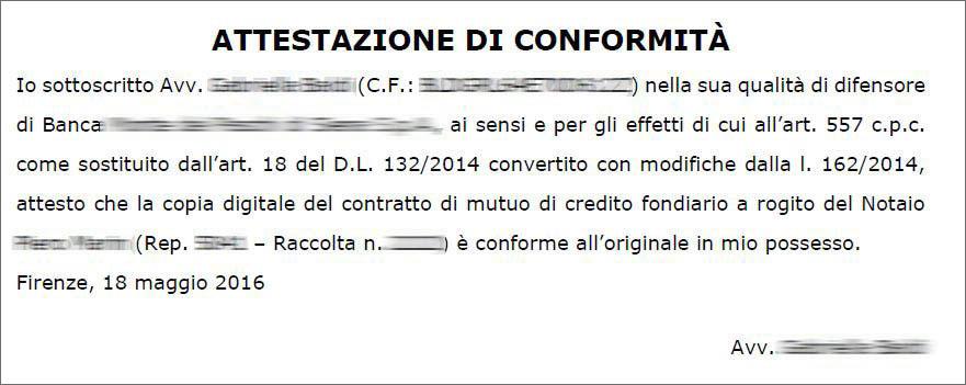 Esecuzioni immobiliari controllo del fascicolo e - Ufficiale giudiziario pignoramento ...